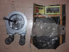 universal Ölkühleradaper Ölkührer Filter Adapter Ford Mopar Porsche VW Typ4 etc.