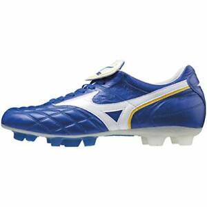 MIZUNO Soccer Football Spike Shoes WAVE CUP LEGEND P1GA2019 Blue US9.5(27.5cm)