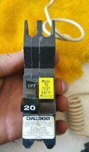 STAB LOK 20 AMP 120 Volt Single Pole GFI Circuit Breakers