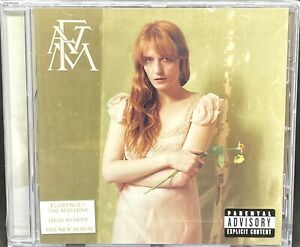FLORENCE AND THE MACHINE - HIGH AS HOPE, CD ALBUM, (2018) *NEW / SEALED*