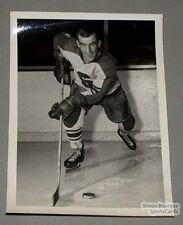 1956-57 Montreal Royals Guy Black Photo
