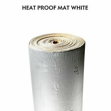 Sound Deadener Dampening Heat Shield Mat Noise & Thermal Insulation 48''x39''