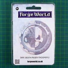 Death Korps of War Rider #2 Forge World 40K