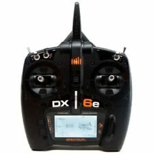 Spektrum Dx6e 6-channel DSMX Transmetteur seulement Spmr6650 HH