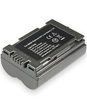 Akku für Panasonic Lumix DMC-L1 DMC-LC1 DMC-LC1EG-K DMC-LC5 DMC-LC5-S DMC-LC40