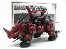 Zoids Zoid Vintage OER 1983 REDHORN THE TERRIBLE 100% Complet RARE + Copy Sheet