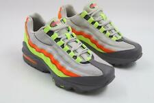 Nike Air Max 95 GS Sneakers Kids Fluorescent Orange, Yellow, Grey Athletic