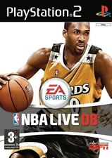 NBA Live 08 (PS2), Good PlayStation2, Playstation 2 Video Games