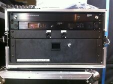 Shure QLX-D 2-Channel Wireless System (G50 Band) - Installed in Road Case!