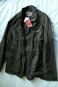 Levis black men's cotton coat size L US