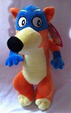 "8"" Dora the Explorer Plush Figure Toy Stuffed Doll the Swiper Fox Gift _liang"