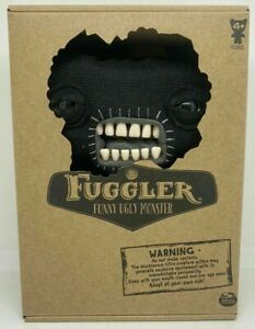 Fuggler Funny Ugly Monster -Rare Chase Black Count Fuggula Bat 9""