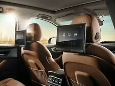 """4M0051700B """"NEW"""" Audi Q7 2017 2018 REAR ENTERTAINMENT TWIN PACKAGE"""