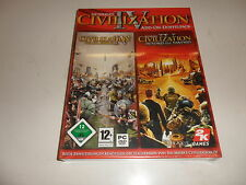 PC  Sid Meier's Civilization IV: Add-on Doppelpack (Warlords + Beyond the Sword)
