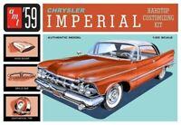 AMT 1/25 1959 Chrysler Imperial Plastic Model Kit AMT1136/12