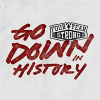 Four Year Strong - Go Down In History CD #1967927