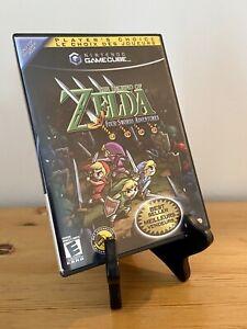 Legend of Zelda Four Swords Gamecube Complete Tested READ DESCRIPTION