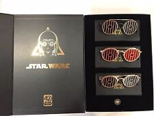 coffret collector 40th star wars  sunglasses limited edition, rare 002/999 scelé