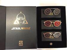 coffret collector 40th star wars  sunglasses limited edition, rare 002/999 scelé