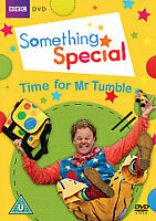 Something Special - Time for Mr Tumble [DVD], New, DVD, FREE & FAST Delivery