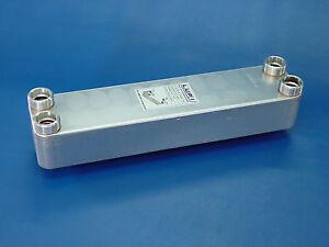 355kW Edelstahl plattenwärmetauscher B3-60A-30 für bhkw, heizung, kühlung, SOLAR