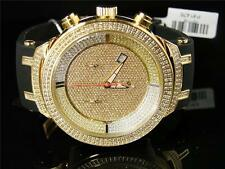 Joe Rodeo/Jojo Master Gold Jjm9 242 Diamond Watch 2.2Ct