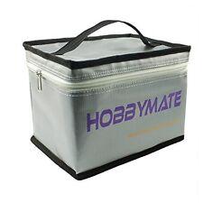 HOBBYMATE Lipo Battery Safe Bag Lipo Battery Guard Bag Fireproof Explosionproof
