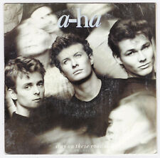 SP 45 TOURS A-HA  STAY ON THESE ROADS  WARNER BROS 927 936 7 en 1988