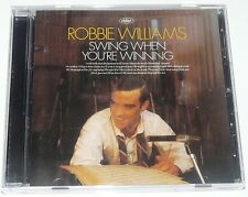 Robbie Williams: Swing When You're Winning - (2001) Cd Álbum