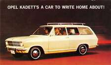 General Motor 1966 Opel Kadett deluxe station wagon vintage pc Z17903