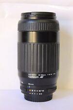 Nikon AF Tamron 90-300mm Lente Tele Macro Zoom 62DN 4.5-5.6