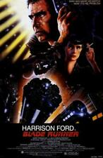 Blade Runner Movie Poster 11 x 17 Harrison Ford, Rutger Hauer, A