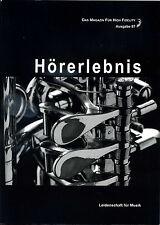 Horerlebnis Magazine 2014 Van den Hul, Esoteric, EERA, Electrocompaniet, Quad