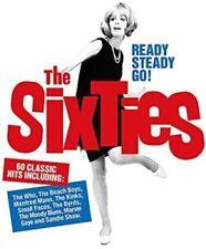 READY STEADY GO! THE SIXTIES 3CD - VARIOUS ARTISTS (2017)