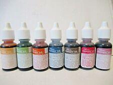 Stampin Up Ink Refill Choose your color FULL Bottles denim wasabi chocolate rose