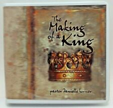 The Making of a King by Pastor Danielle Horner - 4 CD Set - Christian Message