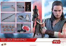 Hot Toys MMS446 Star Wars: The Last Jedi 1/6th Rey (Jedi Training) Collectible