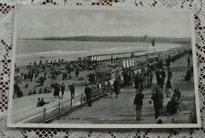 Vintage Postcard: The Seaside, Aberdeen 1930s, Bathing Boxes