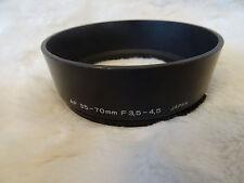 genuine OLYMPUS 35-70MM F 3.5-4.5 LENS HOOD - ORIGINAL 35 70mm