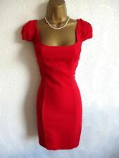 Coast red shift dress size 14