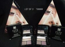 Avon True Color Eyeshadow Quad with Mirror Compact {Color:Romantic Mauves} Lot 2