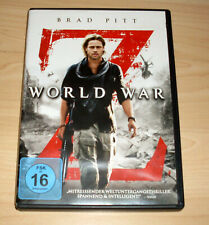 DVD Film - World War Z - Brad Pitt