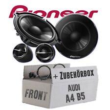 Audi A4 B5 vorne - PIONEER 250 Watt BOXEN - 13cm Lautsprecher Einbauset