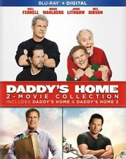 Daddy's Home / Daddy's Home 2 (double Feature) [New Blu-ray] Amaray Case, Dolb