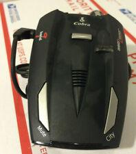 Cobra 9-Band 360 Laser Performance Radar/Laser Detector Model No. Esd 7100 Clean