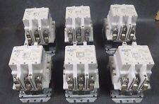 WESTINGHOUSE CONTACTOR (1) SIZE 3 90 AMP 600V 3 POLE 120V COIL MODEL: A201K3CA