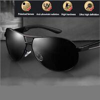 Men's Polarized Sunglasses Fashion Eyewear Driving Aviator Outdoor Sun Glasses