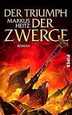 Der Triumph der Zwerge: Roman (Die Zwerge, Band 5) ... | Buch | Zustand sehr gut