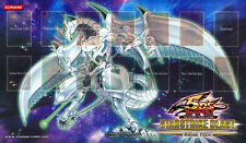 Yugioh Starstrike Blast Sneak Peek Playmat Shooting Star Dragon New