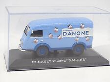 Ixo Presse 1/43 - Renault 1000KG Danone